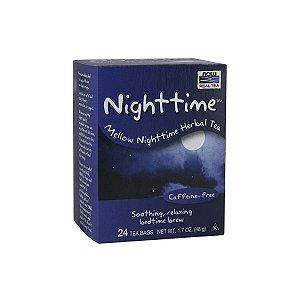 Chá Nighttime 24 sachês - Now Real Tea