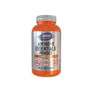 Amino-9 Essentials™ Powder 330g - NOW Sports