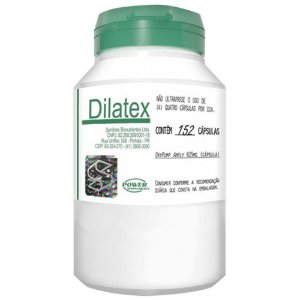Vasodilatador Dilatex 152 Cápsulas - Power Supplements