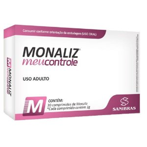 Monaliz Meu Controle - Power Supplements