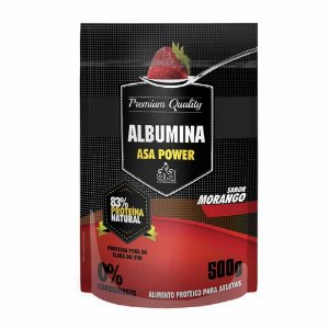 Albumina 500g - Asa Power