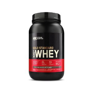 Gold Standart 100% Whey 2lbs (907g) - Optimum Nutrition