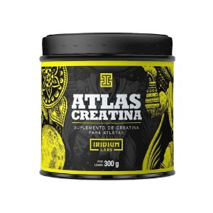 Atlas Creatina - Iridium Labs
