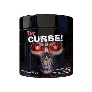 Pré-treino The Curse 250g (50 doses) - Cobra Labs