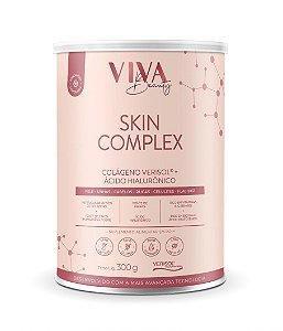 Colágeno Verisol + Ácido Hialurônico 300g Viva Beauty