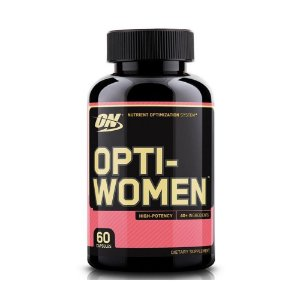 Multivitamínico OPTI-WOMEN 60 Tablets - Optimum Nutrition