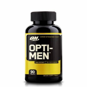 Multivitamínico OPTI-MEN 90 Cápsulas - Optimun Nutrition