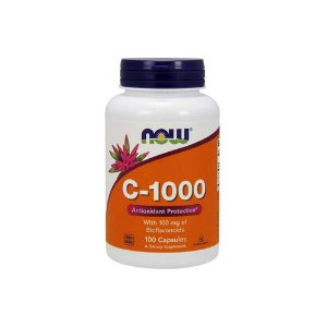 Vitamina C-1000 100 Cápsulas - Now Foods