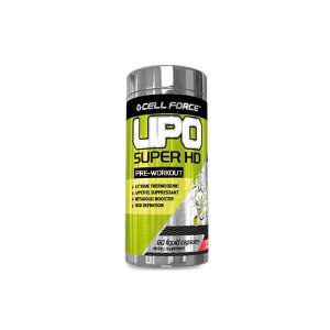 Lipo Super HD 60 Cápsulas - Cell Force