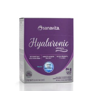 Hyaluronic VERISOL Neutro 30 Sticks - Sanavita