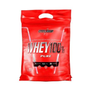 Whey 100% Pure Refil 907g - Integralmédica