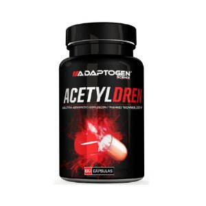 ACETYLDREN 60 Cápsulas - Adaptogen Science
