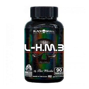 L-HMB - Leucina 90 Tabletes - Black Skull