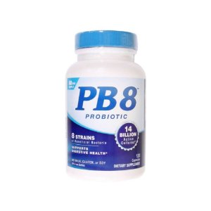 PB8 (Acidófilo Probiótico) - NUTRITION NOW VITAMINS