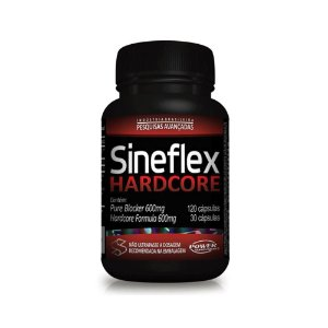 Emagrecedor Sineflex Hardcore 150 Cápsulas - Power Supplements