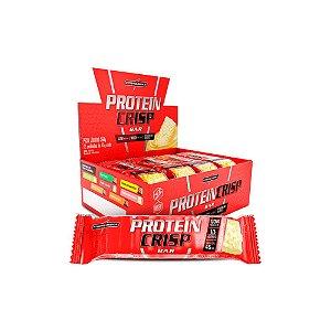 Protein Crisp Bar 12 unidades - Integralmédica
