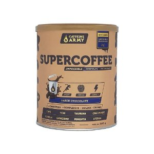 SuperCoffee IMPOSSIBLE Chocolate 220g - Caffeine Army
