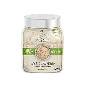 Maca Peruana Premium 100g - St Willie