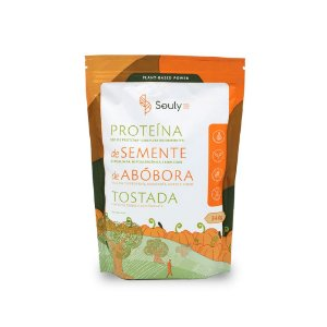 Proteína de Semente de Abóbora Tostada 340g - Souly