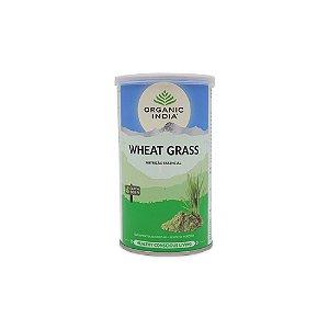 Wheat Grass em pó 100g - Organic India