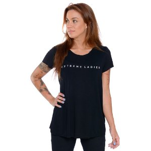 Camiseta Extreme Ladies Black