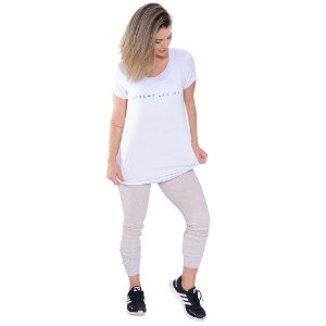 Camiseta Extreme Ladies White