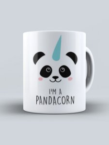 """Caneca """"Pandacórnio"""""""