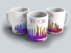 """Caneca """"New York"""""""
