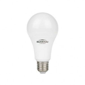 LAMPADA LED BLUMENAU BULBO 6500K BIVOLT 12W