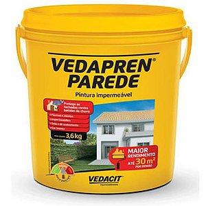 VEDAPREN PAREDE BRANCO 3,6KG OTTO BAUNGART