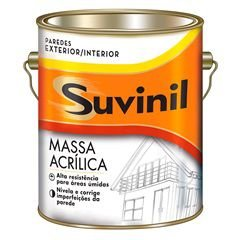 MASSA CORRIDA SUVINIL ACRILICA 3,6 5,5KG