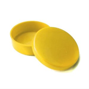 Latinha mint to be  Amarela 5x1 C/10 Unidades - Maricota Festas