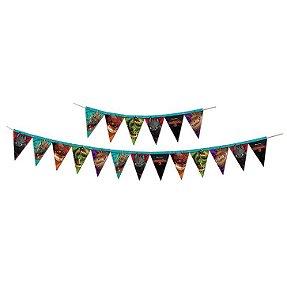 Faixa Decorativa Como Treinar Seu Dragão - Maricota Festas