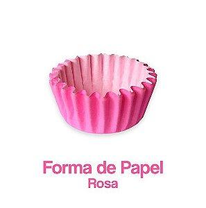 Forminha Nº05 Plac Rosa C/100 Unidades - Maricota Festas