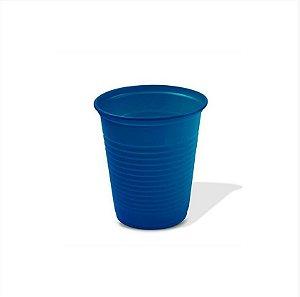 Copo Descartável Azul Escuro 220ML C/50 Unidades - Maricota Festas