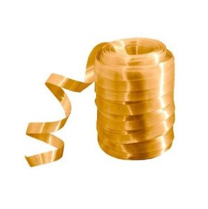 Fitilho Dourado 5MM x 50 Mts - Maricota Festas