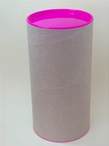 Tubo Lata Kraft Pink  - Maricota Festas