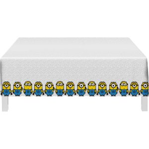 Toalha Minions - Maricota Festas