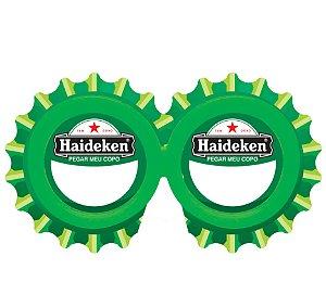 Óculos Cerveja Tampa Haideken - Maricota Festas