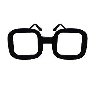 Óculos Quadrado Pacote com 10 Unid. Colorido - Maricota Festas