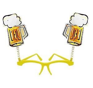 Óculos Cerveja chopp - Maricota Festas
