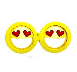 Óculos Emoji Apaixonado - Maricota Festas