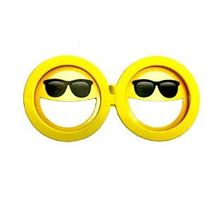 Óculos Emoji de Óculos escuro - Maricota Festas