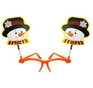 Óculos Boneco de Neve - Maricota Festas