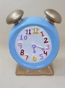 Relógio Alice Cerâmica - Maricota Festas