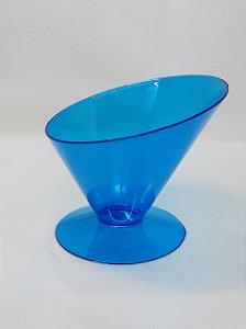 Taça Copacabana Azul Acrílica Mini - Maricota Festas