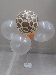 Suporte para bexigas (sem os balões) - Maricota festas