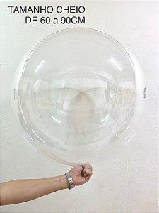 Balão Bubble 36'' polegadas Unidade - Maricota Festas