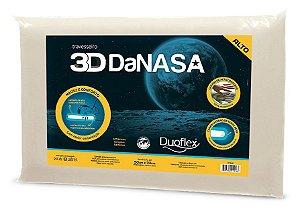 Travesseiro 3D DaNasa Alto Duoflex