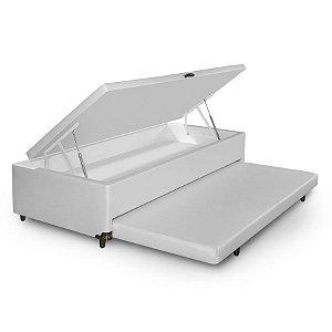 Cama Box Baú com Auxiliar Sensor